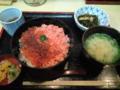 @ayabibiko さんと昼ご飯!昼から豪華にいただきましたーん☆うまうまで