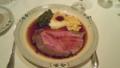 今日は打ち合わせランチでローリーズのローストビーフ。美味しかった