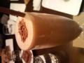Lindtのチョコレートシェイク。やはりマ○クのチョコシェイクとは全く