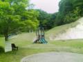 滑り台やターザンロープもあるよ!
