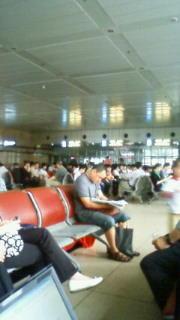 上海駅で2 時間待ちなう