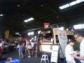 豊橋市あぐりパーク食彩村で出店しています、夏祭りです