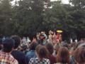 ステージ人増えた@井の頭公園