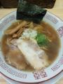 つけめん蕾煮干分家@大宮で本日のバリ煮干(千葉県白子町産片口イワ