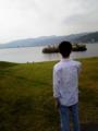 なまものと諏訪湖