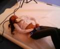 @Namiheiほれ!キツキツ履くときは寝るといいんだってー