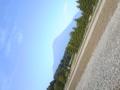 おはようございます!会場着いたぜ!!富士山 綺 麗だー!(by.滝)