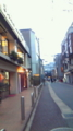 I'm in  Daimyo area@ Tenjin,to goin a Party!