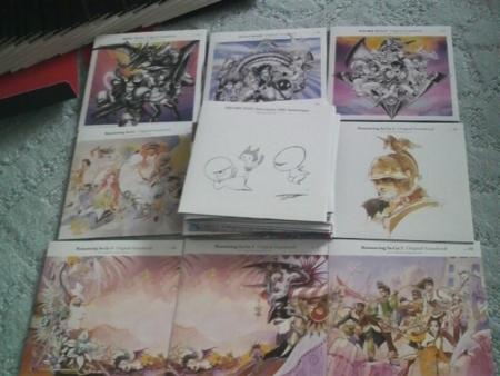 SaGa Series オリジナルサウンドトラック CD20枚+DVD