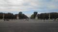 またパリに帰ってきた。オランジェリー美術館に向かうとこ。