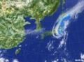 [再度画像アップ][台風] 東京まだ破滅してます