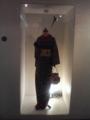 搬入終了!!疲れた〜!写真はyumiさんの着物&小物たち。あと頭の上は