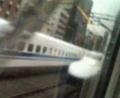 只今、東京駅を出発。