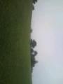 誰も居ない芝生でゴロリと休憩