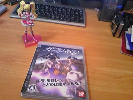 PS3ガンダム戦記がAmazonメール便でキタ――(゜∀゜)――!! ドリクラ進め