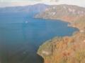 十和田湖、送りました。Lake Towada in Aomori,Japan.