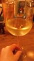 ワイン呑んでます。岩盤浴の意味ない〜