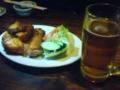 焼鳥+ビールなう@あまみ