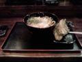 夕食:吉祥寺麺通団。 メール投稿テスト
