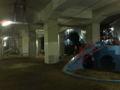 さらに三鷹〜吉祥寺間の高架下に公園があったなんて… 灯台下暗しだ