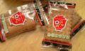 おやつにしるこサンド。日本のお菓子の最高峰。