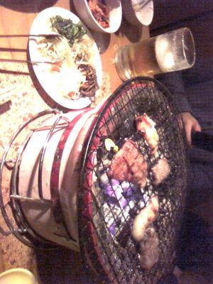 尼崎以来の焼き肉