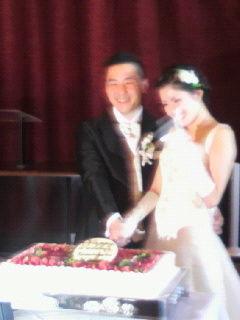 幸せのお裾分け(押し付け)のためだけに更新中(笑)。結婚式ってさ、絶