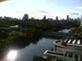 昼下がりの大阪城公園