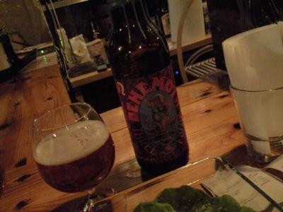 趣味日。そして渋谷のビアバークラフトヘッズ。まったく変態ビールか