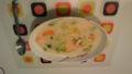 鮭と白菜のクリームシチュー作った
