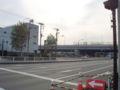 曇り@東雲。りんかい線(埼京線) 9 分遅れ  (twitter from DSC-G3) #DSCG3