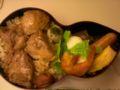 今からこれを食す。人吉@熊本県の駅弁、鳥のてりやき弁当だよ。