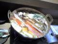 今日は蟹ですv(^o^)v