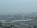 うーん雨でつ。  in 愛知県東海市〜。