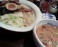 ハロワ帰り。立川でつけ麺を食べる。これから上野まで行ってチベット