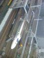 おはようございます。たまには新幹線でどっか行きたい。