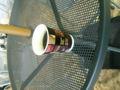 今朝の珈琲なり。新三郷のマクドナルド、昨日は焦げたマヒィンを食わ