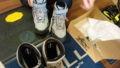 モンベル幕張なう。いま使用中の靴を修理に出し、冬用としてネージュ