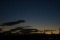夕暮れの大井町線。ちなみに撮影はかなり前。