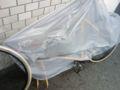 即席リンコウ!工具¥105、自転車カバー¥105、電車賃to上野、