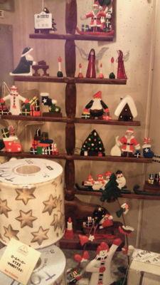 代官山、クリスマスカンパニー。まずい…とまらない…〓