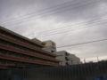 曇り@東雲。りんかい線(埼京線) 1 分遅れ  (twitter from DSC-G3) #DSCG3