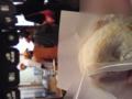 妻夫木くんがよく買うという 寺田屋さんの梅ヶ枝餅