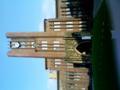安田講堂、思ったより小さいね 北海道の時計台もこんな感じなんやろ
