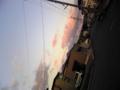 雲がキレイだ