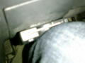 シフトチェンジのたびに膝あたるETC