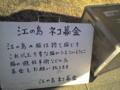 ねこの募金箱@江ノ島