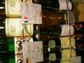 先週末友達の結婚祝いに、ワインとグラス買うため百貨店寄っ た時に