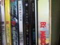 B'zのCDの間に平沢進とP-MODELと志方あきこ  見事なカオスっぷり(笑)