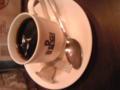 ベルクでコーヒー飲む。。
